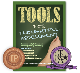 Tools for Thoughtful Assessment Resource Center